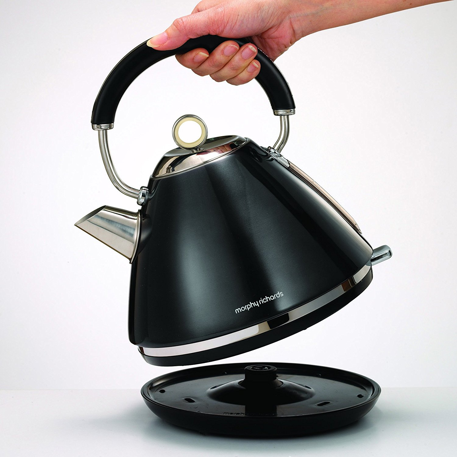 Morphy Richards 102002 Accents Pyramid Kettle 151146