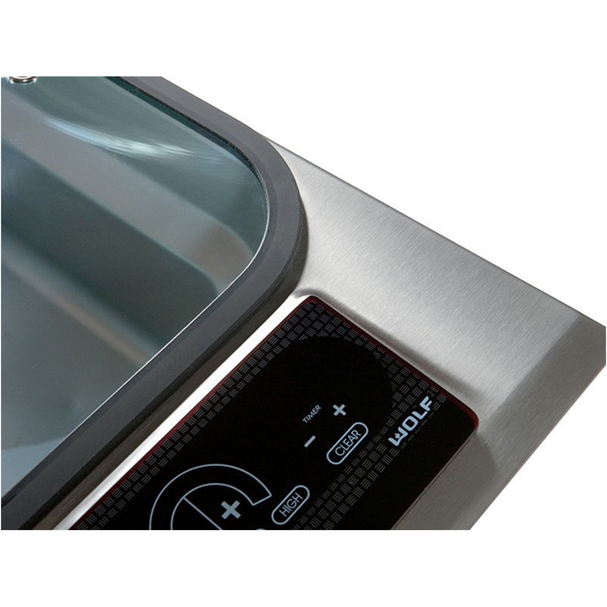 Wolf ICBIS15S Electric Steamer Cooktop 139352
