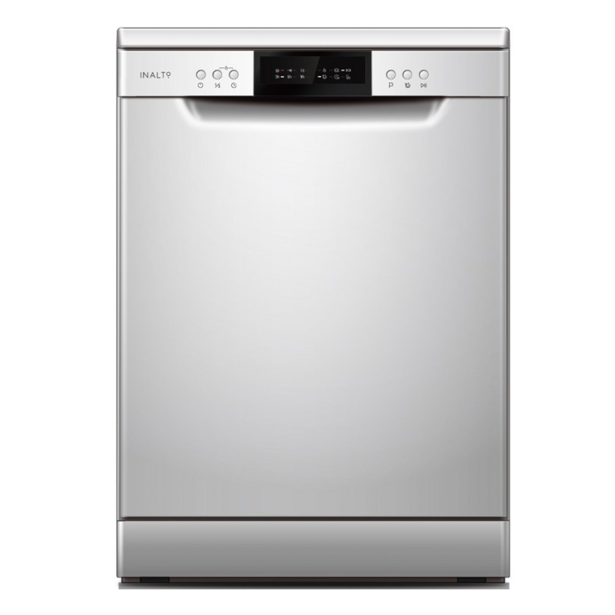 Inalto IDW7S 60cm Stainless Steel Freestanding Dishwasher 138309