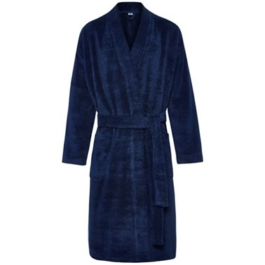 Sheridan SF12A8749 Quick Dry Luxury Midnight Towelling Robe L/XL 145102