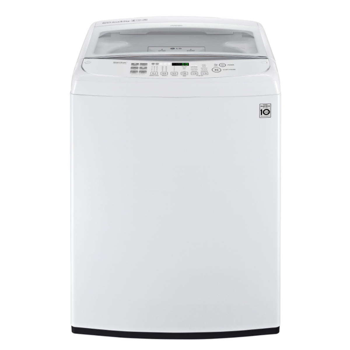 LG WTG9032WF 9kg Top Load Washing Machine 136637