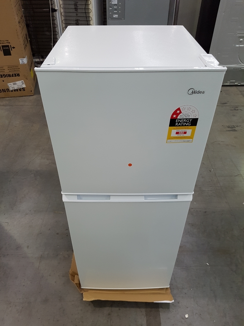 Midea MTM207W 207litres Top Mount Fridge