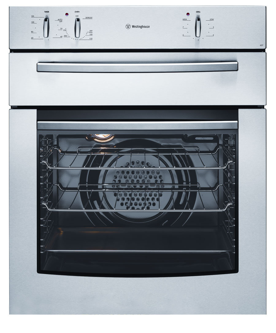 Westinghouse PGR657S 600mm Electric Wall Oven 167274