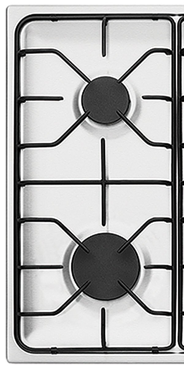 Westinghouse WHG640SB 60cm Natural Gas Cooktop 156782