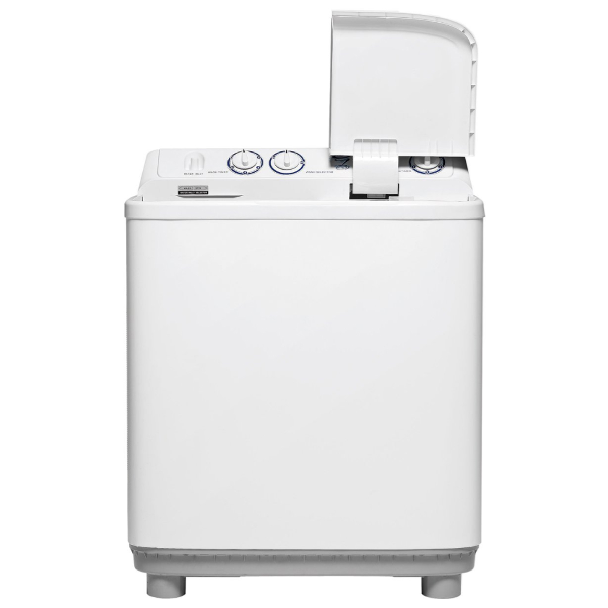 haier washing machine haier xpb60 287s 6kg top load tub washing machine 12985