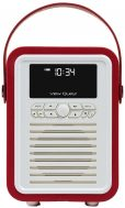 View Quest VQ-MINI-RD Retro Mini DAB+ FM Radio with Bluetooth