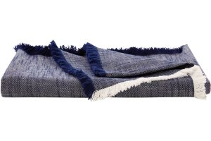 Sheridan Indigos Throw - Denim 130cm X 150cm INDIGOS 235761