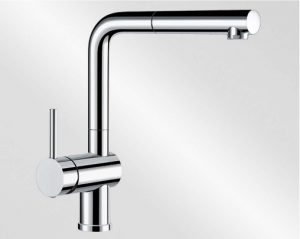 Blanco LINUSS Kitchen Mixer with Pull Out Tap 250735