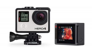 GoPro HERO4 Silver Music Edition GPCHDBY-401 258744