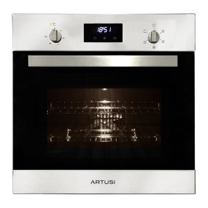 Artusi AO601X 60cm Electric Built-In Integrated Oven 245881