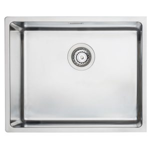 Barazza BFS50X34 Cubo Double Bowl Sink 255727
