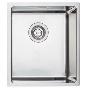 Barazza BFS50X34 Cubo Double Bowl Sink 255728