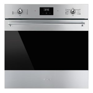 Smeg SFPA6300X 60cm Classic Aesthetic Pyrolytic Built-In Oven 246695