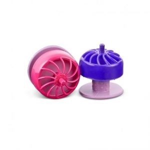 VS Sassoon VSR63A Secret Curl Silicone Snap Rollers 258702