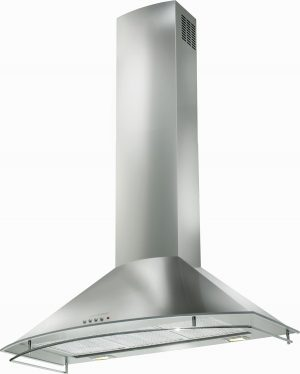 Smeg 90cm Stainless Steel Wall Mounted Rangehood K39L 262206