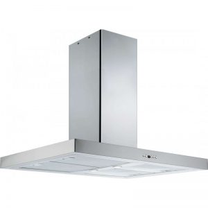 Schweigen 90cm Single 900m3/hr Vera Light Island Rangehood IS4110ST 239682