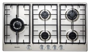 Baumatic BSSG95 Studio Solari 90cm Natural Gas Cooktop 269794