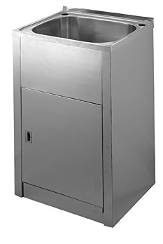 Sterling SFSSSMINI Freestanding Laundry Tab and Cabinet 289164