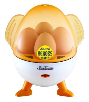 Sunbeam EC4000 Snack Heroes Egg Cooker 312666