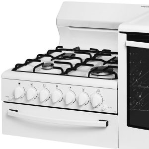 Westinghouse WDG101WA-R Elevated Gas Oven 298127
