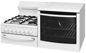 Westinghouse WDG101WA-R Elevated Gas Oven 298129