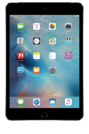 Apple MK722X-A iPad Mini 4 Wi-Fi Cell 64GB 317589
