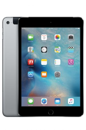 Apple MK722X-A iPad Mini 4 Wi-Fi Cell 64GB 317591