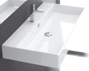 Studio Bagno UNL07000L/1 Unlimited 70  Bench or Wall Basin 1TH 343092