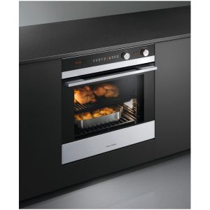 Fisher & Paykel OB60SC9DEPX1 Built-In 60cm 72L Pyrolytic Oven 411575