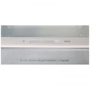 Esatto ETM239X 239Litres Top Mount Fridge 467693