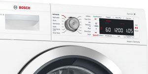 Bosch WAW28620AU 9kg Serie 8 Front Load Washing Machine with i-DOS 498743