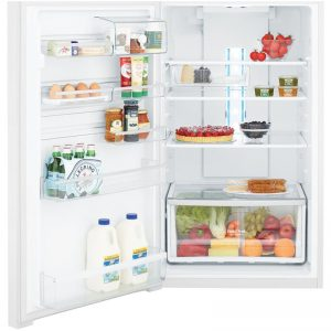Westinghouse WTB4600WALH 460L Top Mount Fridge - White 502098