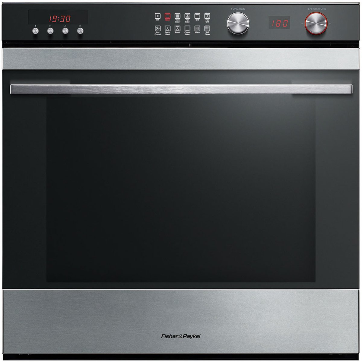 Fisher Amp Paykel Ob60sl11dcpx1 60cm Pyrolytic Electric