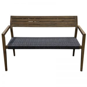 Arc Commercial Furniture MIKADOBENCH Mikado Outdoor Bench 556076