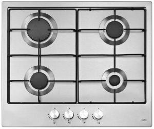 Esatto EOG6FF1 60cm Electric Oven & 60cm Natural Gas Cooktop Pack 719739