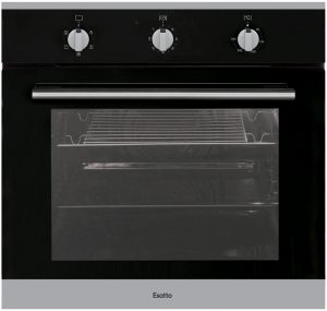 Esatto EOG6FF1 60cm Electric Oven & 60cm Natural Gas Cooktop Pack 719740