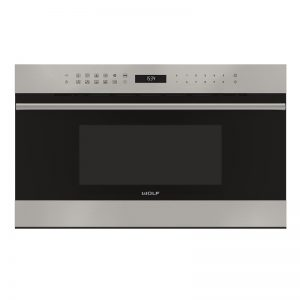 WOLF ICBMDD30TESTH 45L E Series Transitional Built-In Microwave Oven 900W 844455