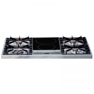 ILVE PW90IMPSS 90cm Freestanding Dual Fuel Oven/Stove 853617