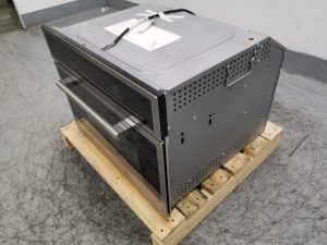 Ilve ILCS45X 60cm Stainless Steel Combination Steam Oven 893423
