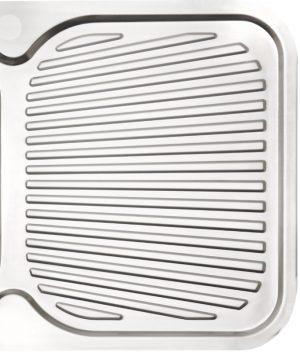 Arc IS8LS5 Single Bowl Right Hand Drainer Inset Sink 924943