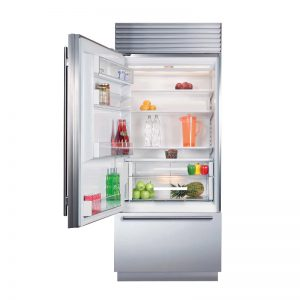 Sub-Zero ICBBI30USTHLH Stainless Steel Integrated Fridge Freezer 920384