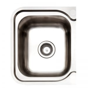 Arc IS8RS5 Single Bowl Right Hand Drainer Inset Sink 991304