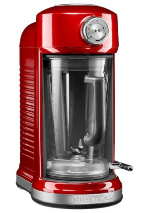 KitchenAid 5KSB5080AER Magnetic Drive Blender Empire Red 912360