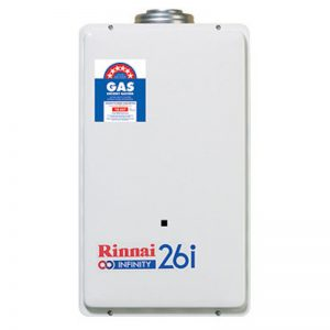Rinnai INF26IN50M N/G 26 Ltr Continuous Flow 50°C Hot Water System 903015