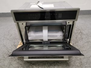 Ilve ILCS45X 60cm Stainless Steel Combination Steam Oven 893428