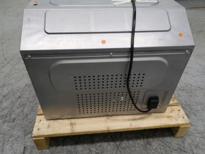 Ilve ILCS45X 60cm Stainless Steel Combination Steam Oven 893427