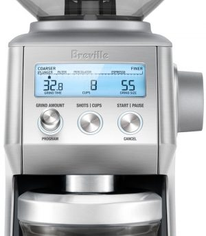 Breville BCG820BSS the Smart Grinder Pro Coffee Grinder 929790