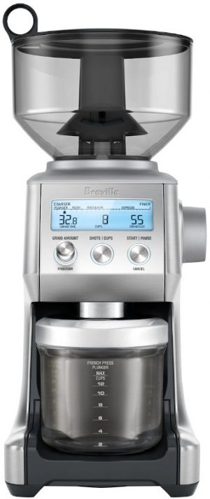Breville BCG820BSS the Smart Grinder Pro Coffee Grinder 929792