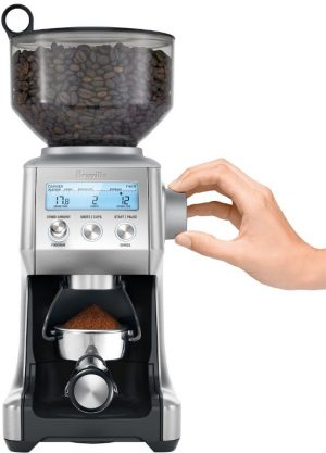 Breville BCG820BSS the Smart Grinder Pro Coffee Grinder 929793