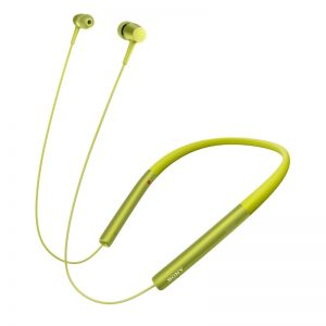 Sony MDREX750BTY Wireless In-Ear Headphone with Bluetooth and NFC 932184